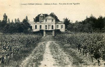 Chateau du raux 2018